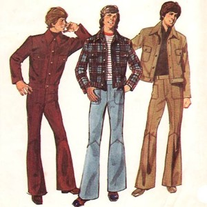 Mens fashions in the 1970s | Crafty Skills